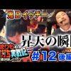 012-2 まりもの連れ打ち実戦記#12 鬼Dイッチー編 後半 【リノ/スーパーリノMAX】
